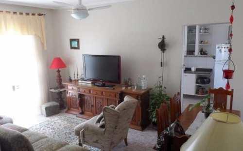 Apartamento, código 3077 em Praia Grande, bairro Caiçara