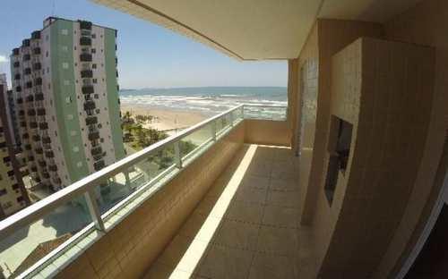 Apartamento, código 3076 em Praia Grande, bairro Caiçara