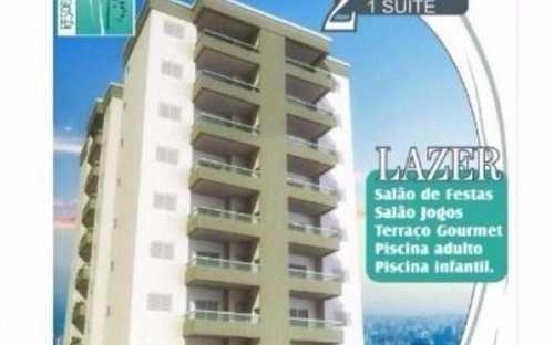 Apartamento, código 3020 em Praia Grande, bairro Mirim
