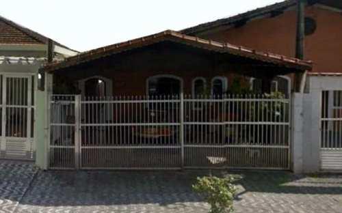 Casa, código 3019 em Praia Grande, bairro Guilhermina
