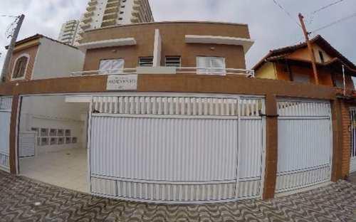Casa de Condomínio, código 2741 em Praia Grande, bairro Guilhermina