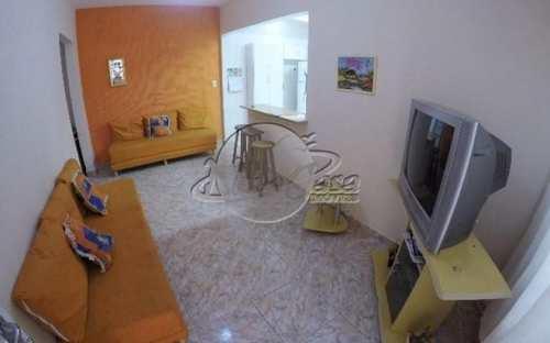 Apartamento, código 2713 em Praia Grande, bairro Guilhermina
