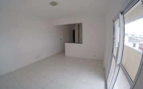 Apartamento, código 2677 em Praia Grande, bairro Guilhermina