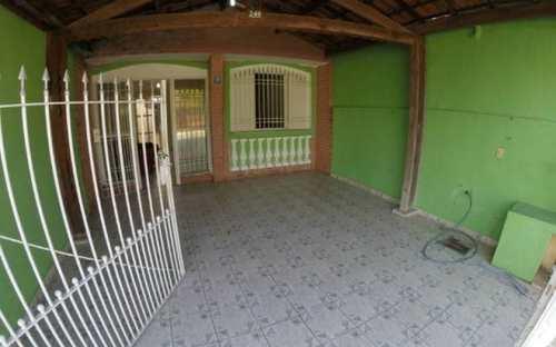 Casa, código 2161 em Praia Grande, bairro Guilhermina