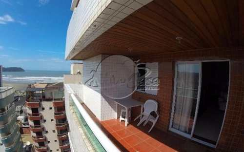 Apartamento, código 2112 em Praia Grande, bairro Guilhermina