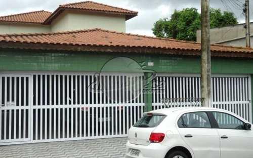 Casa de Condomínio, código 1974 em Praia Grande, bairro Vila Sônia