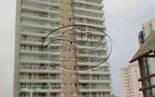 Apartamento, código 4676 em Praia Grande, bairro Mirim