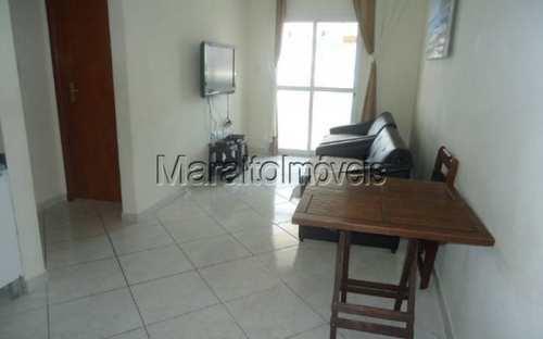 Apartamento, código 4653 em Praia Grande, bairro Maracanã