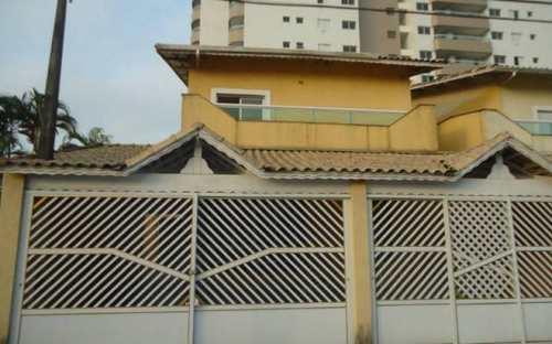Sobrado, código 4602 em Praia Grande, bairro Guilhermina