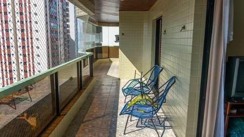 Apartamento, código 4595 em Praia Grande, bairro Canto do Forte