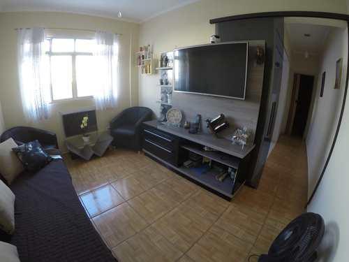 Apartamento, código 4597 em Praia Grande, bairro Guilhermina