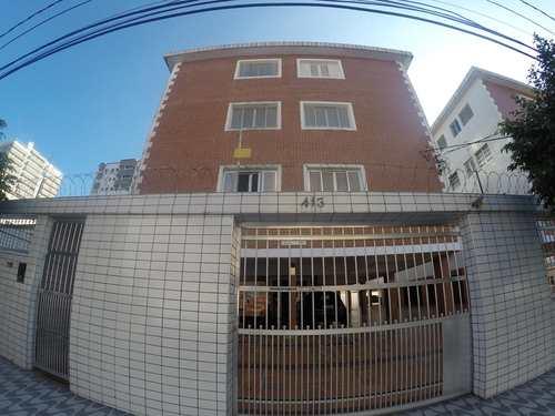 Apartamento, código 4598 em Praia Grande, bairro Guilhermina