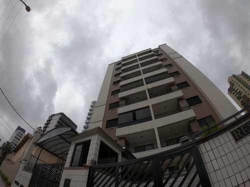 Apartamento, código 4844 em Praia Grande, bairro Guilhermina