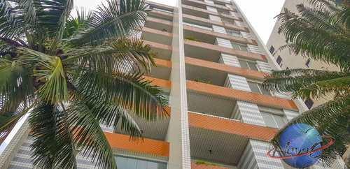 Apartamento, código 4846 em Praia Grande, bairro Guilhermina
