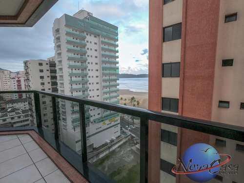 Apartamento, código 4847 em Praia Grande, bairro Guilhermina