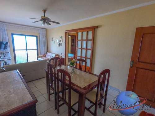 Apartamento, código 4850 em Praia Grande, bairro Guilhermina