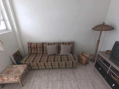 Apartamento, código 4852 em Praia Grande, bairro Guilhermina