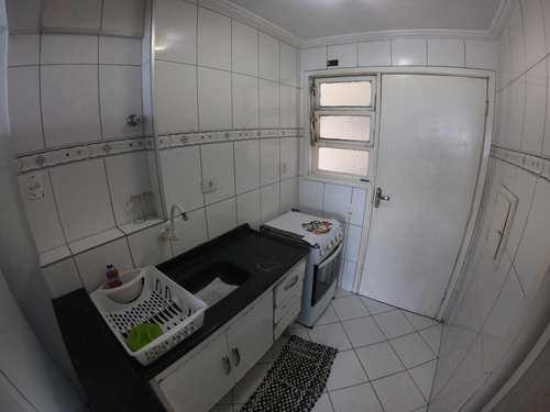 Kitnet, código 4864 em Praia Grande, bairro Boqueirão