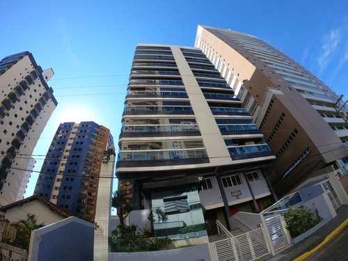 Apartamento, código 4867 em Praia Grande, bairro Aviação