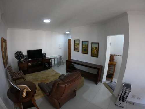 Apartamento, código 4870 em Praia Grande, bairro Aviação