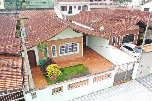Casa, código 4875 em Praia Grande, bairro Caiçara