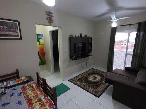 Apartamento, código 4879 em Praia Grande, bairro Guilhermina