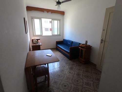 Apartamento, código 4881 em Praia Grande, bairro Guilhermina