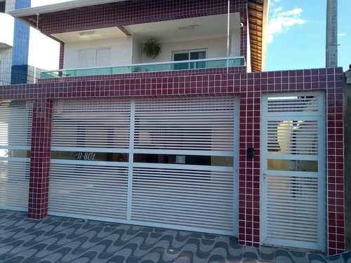 Casa de Condomínio, código 4895 em Praia Grande, bairro Mirim