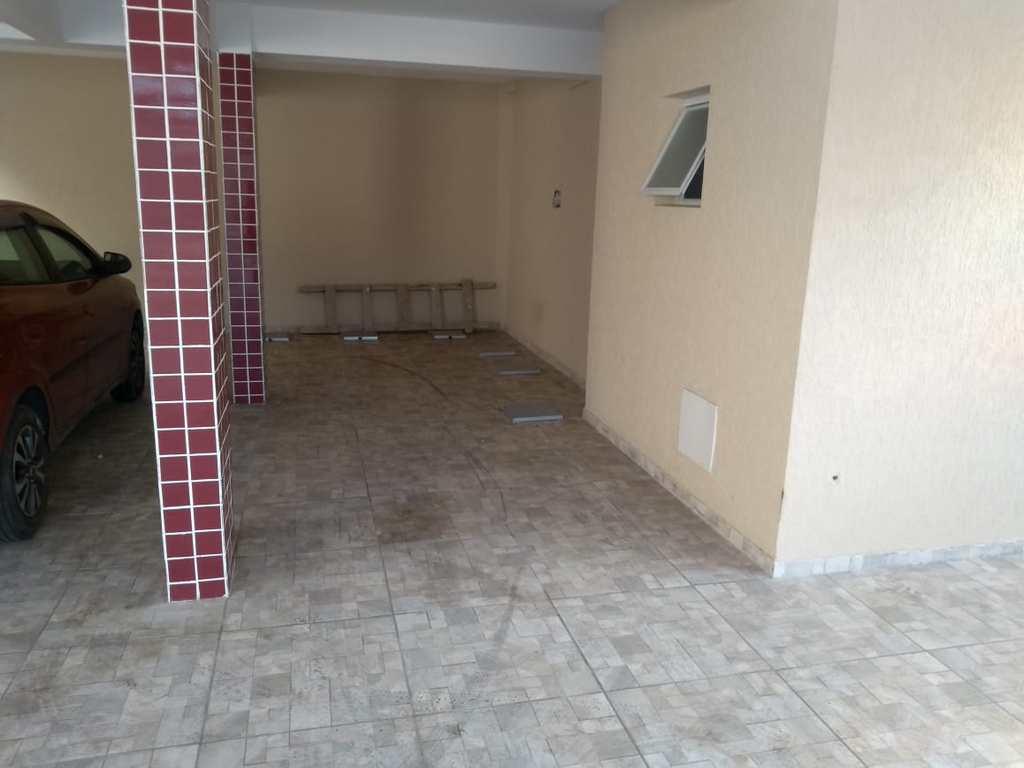 Casa de Condomínio em Praia Grande, no bairro Mirim