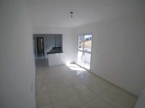 Apartamento, código 4900 em Praia Grande, bairro Guilhermina