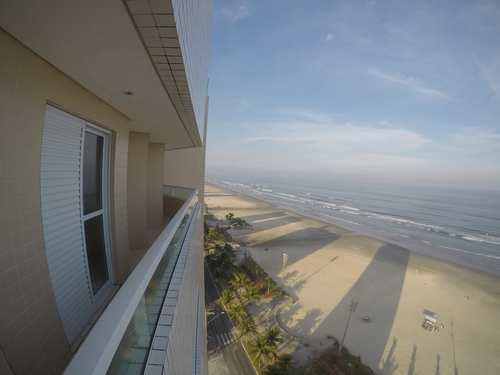 Apartamento, código 4916 em Praia Grande, bairro Caiçara