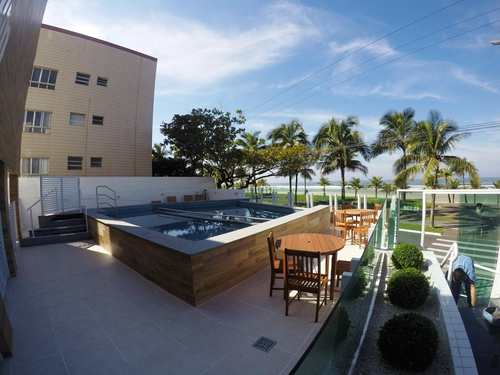 Apartamento, código 4919 em Praia Grande, bairro Flórida