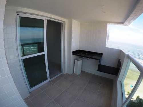 Apartamento, código 4921 em Praia Grande, bairro Flórida