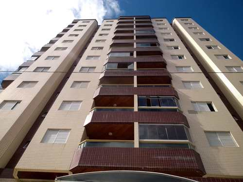 Apartamento, código 4923 em Praia Grande, bairro Guilhermina