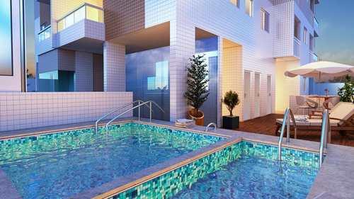 Apartamento, código 4930 em Praia Grande, bairro Canto do Forte