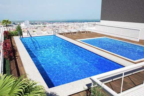 Apartamento, código 4933 em Praia Grande, bairro Canto do Forte