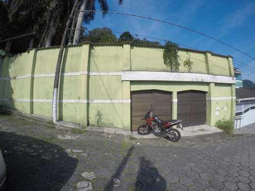 Casa, código 4949 em Praia Grande, bairro Canto do Forte