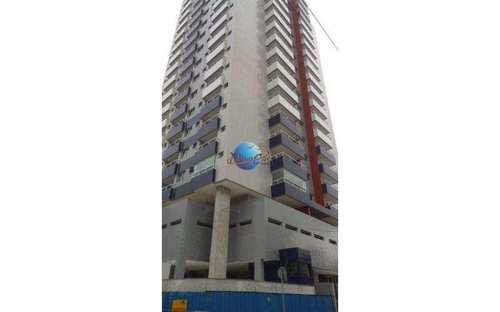 Apartamento, código 4950 em Praia Grande, bairro Ocian