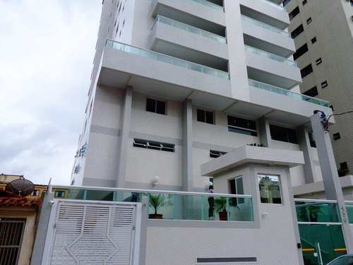 Apartamento, código 4968 em Praia Grande, bairro Aviação
