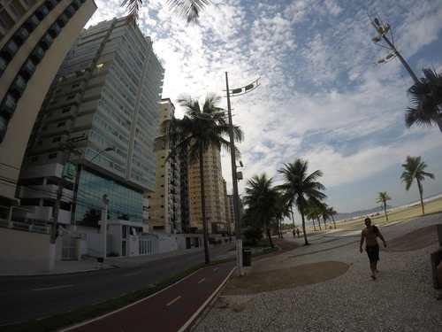 Apartamento, código 4972 em Praia Grande, bairro Aviação