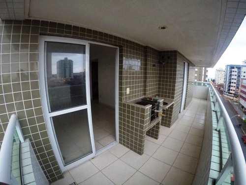 Apartamento, código 4988 em Praia Grande, bairro Mirim