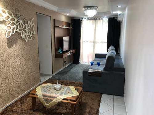 Apartamento, código 4989 em Praia Grande, bairro Aviação