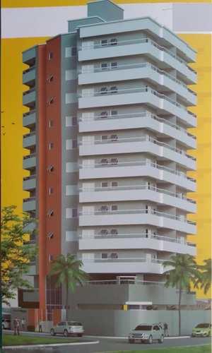 Apartamento, código 4995 em Praia Grande, bairro Mirim