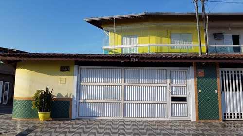 Sobrado, código 4996 em Praia Grande, bairro Tupi