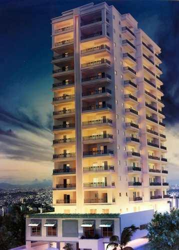 Apartamento, código 4997 em Praia Grande, bairro Guilhermina