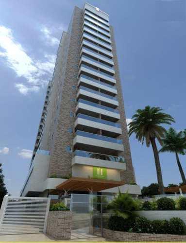 Apartamento, código 5017 em Praia Grande, bairro Canto do Forte