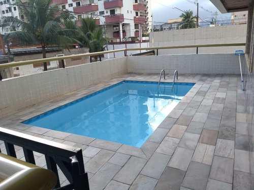 Apartamento, código 5025 em Praia Grande, bairro Tupi