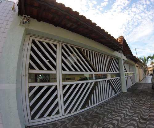 Casa de Condomínio, código 5027 em Praia Grande, bairro Aviação
