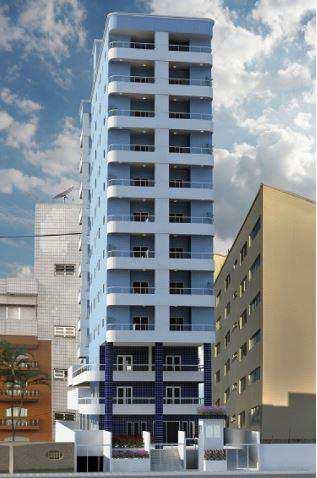 Apartamento, código 5031 em Praia Grande, bairro Caiçara