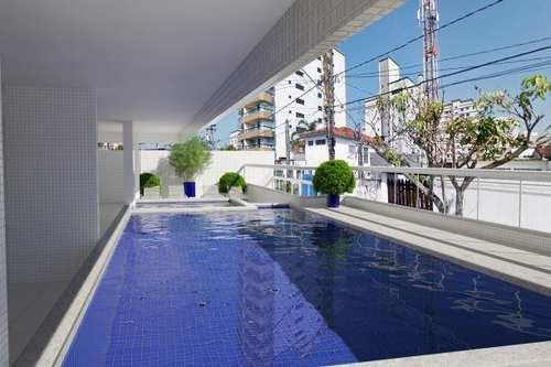 Apartamento, código 5033 em Praia Grande, bairro Ocian